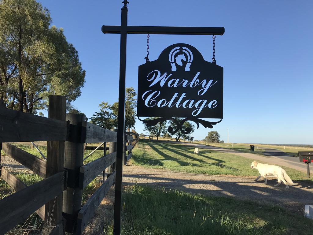 Warby Cottage