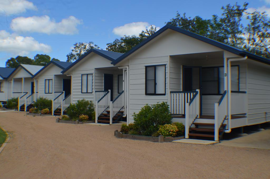 Wondai Accommodation Units And Villas
